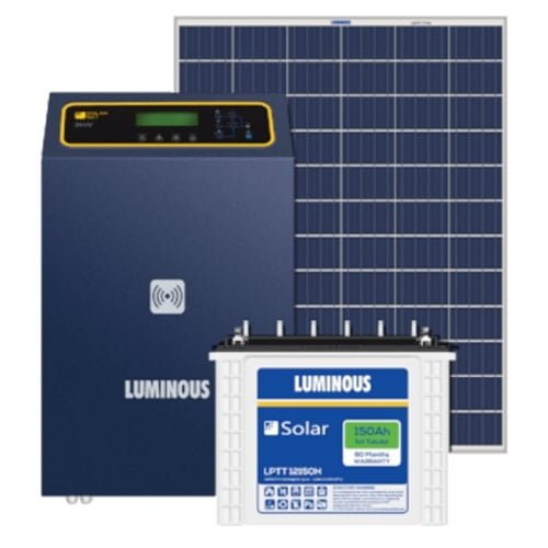 10kw Luminous Solar Off Grid System Mppt Pcu