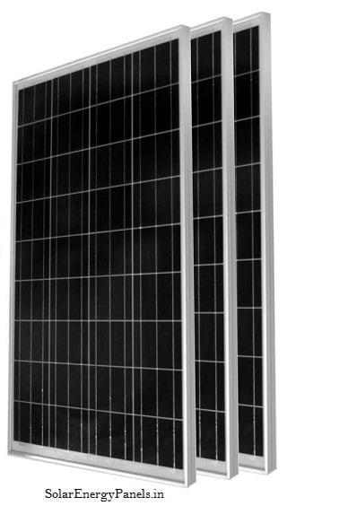 Latest Solar Panels Price In India Kenbrook Solar