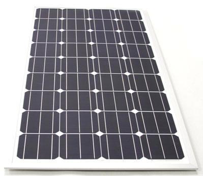 150w solar panel image