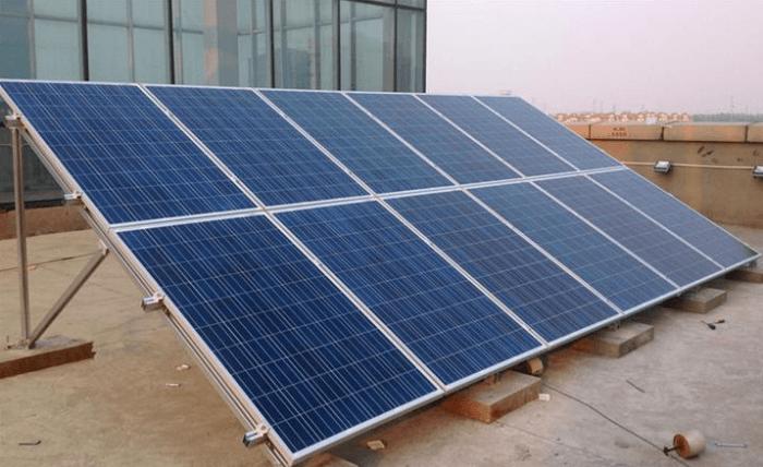 3kw 10kw Hybrid Solar Sirmouri Solar Energy India Price