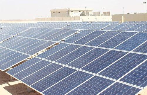 75 kw solar power plant