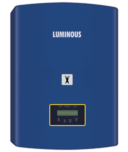 Luminous Solar On-Grid Inverters Price List