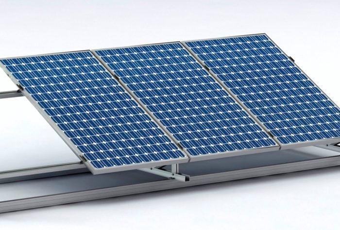 Solar Panel Mounting Structure Manufacturer Kenbrook Solar
