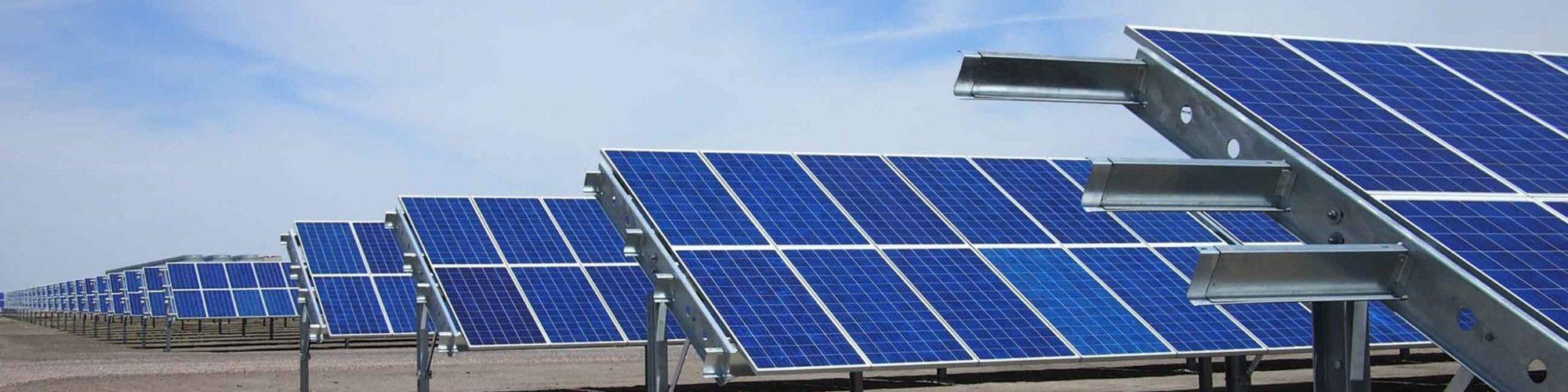 MW Solar Power Plant