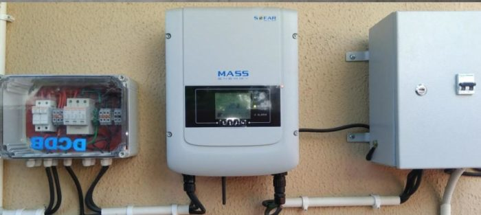 Our Solar Inverter Installation Quality