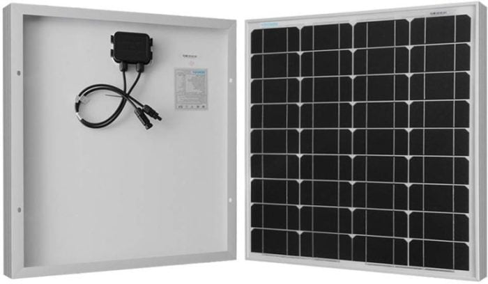 50 Watt Solar Panel Best Price For 50w Solar Panel Online