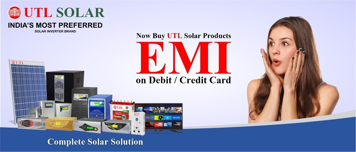 Complete solar solution by UTL