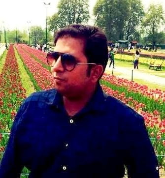 Solar Engineer Mr. Abhishek Kaushik, Ghaziabad