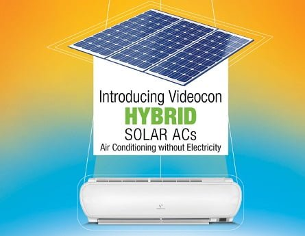 Solar Air Conditioner Working Amp Price India Kenbrook Solar