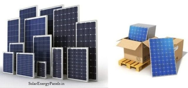 Solar Panel Price Per Watt Buy Solar Panel And Systems At