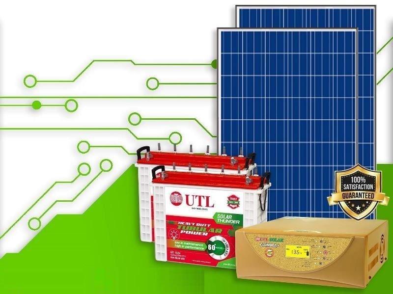 UTL Off Grid Solar Combos