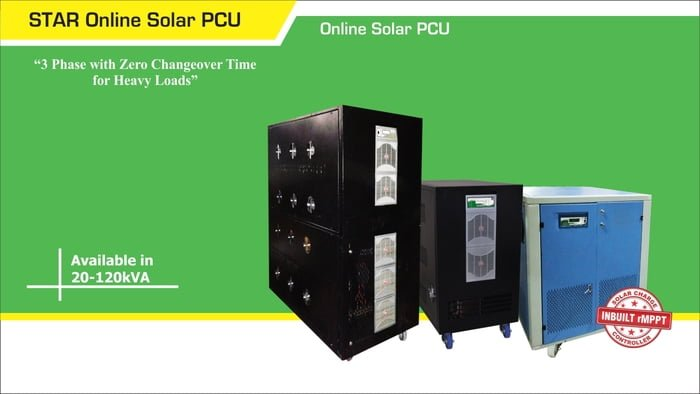 UTL Online Solar PCU